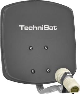 TechniSat Satellitenschüssel Test